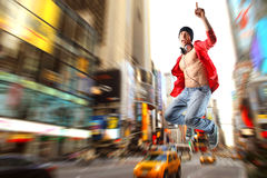 Urban fun Royalty Free Stock Photo
