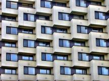 Urban geometry Stock Photography