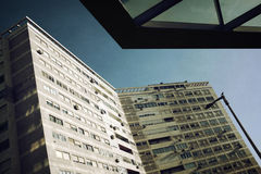 Urban Geometry Stock Photo