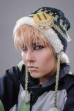 Urban girl Royalty Free Stock Image