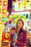 Urban girl Royalty Free Stock Photography