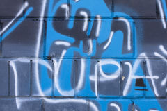Urban Graffiti Royalty Free Stock Images