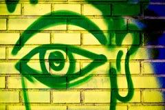 Urban grafitti Royalty Free Stock Images