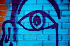 Urban grafitti Stock Photos