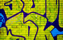 Urban grafitti Stock Photo