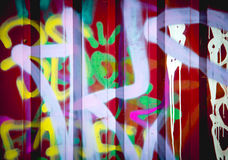 Urban grafitti Royalty Free Stock Image