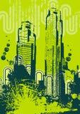 Urban grunge background Royalty Free Stock Photography
