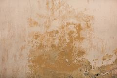 Urban grunge background of old beige wall. Texture stock photos