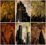Urban grunge background series Royalty Free Stock Photography