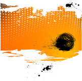 Urban grunge vector textures and backgrounds Stock Image