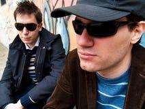 Urban Guys royalty free stock photography