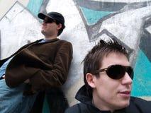 Urban Guys royalty free stock photos