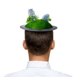 Urban hat Royalty Free Stock Photography