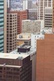 Urban Highrises Stock Photography