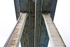 Urban highway viaducts. Rban highway viaducts perspective in guangzhou Royalty Free Stock Image