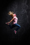 Urban hip hop dancer Stock Photo
