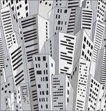 Urban homes Stock Photos