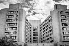 The urban hospital, berlin Royalty Free Stock Photos