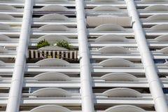 Urban house or building, facade pattern Stock Photos