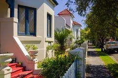 Urban House, Sydney, Australia stock image