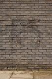 Urban industrial area wall Stock Image