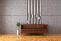 Urban interior Royalty Free Stock Photo
