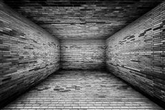Urban Interior Brick Walls Stage Background Royalty Free Stock Image