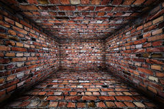 Urban Interior Brick Walls Stage Background Royalty Free Stock Photo