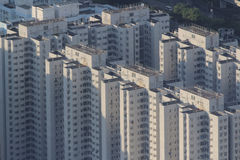 Urban of kowloon at daytime Royalty Free Stock Photography