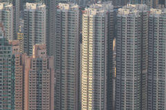 Urban of kowloon at daytime Stock Photography