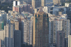 Urban of kowloon at daytime Royalty Free Stock Images
