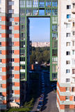 Urban landscape Stock Photography