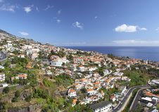 Urban Landscape. Funchal, Madeira, Portugal stock photos