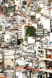Urban landscape, Athens, Greece Royalty Free Stock Images