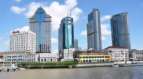 Urban landscape of city Stock Photography