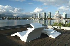Urban Landscape Design Stock Photo