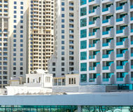Urban landscape of Dubai, UAE Royalty Free Stock Photo