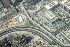 Urban landscape of Dubai, UAE Stock Photos