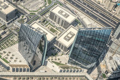 Urban landscape of Dubai, UAE Royalty Free Stock Photography