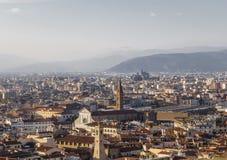 Urban Landscape - Florence Church of Santa Maria Novella Royalty Free Stock Image