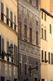 Urban landscape of Florence Royalty Free Stock Photos