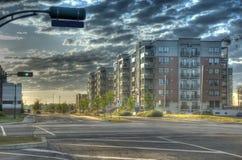 Urban landscape, hdr Stock Image