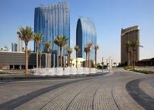 Urban landscape. Modern Dubai. Stock Image