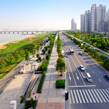 Urban Landscape (Nanchang, China) Stock Image