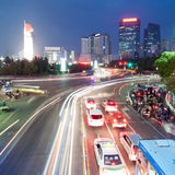 Urban Landscape: Nanchang, China Stock Images