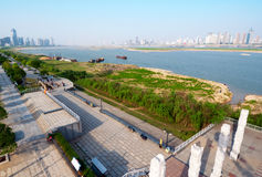 Urban Landscape (Nanchang, China) Royalty Free Stock Image
