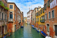 Urban landscape of old Venice Royalty Free Stock Image