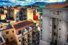 Urban Landscape in Palermo Stock Photography