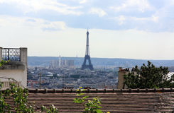 Urban landscape Paris Royalty Free Stock Image
