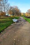 The urban landscape of the park. Stock Photos